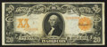 Large Size:Gold Certificates, Fr. 1185 $20 1906 Gold Certificate Very Fine-Extremely Fine.. ...