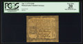 Colonial Notes:Pennsylvania, Pennsylvania April 3, 1772 2s 6d PCGS Apparent Very Fine 20.. ...