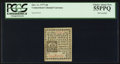 Colonial Notes:Connecticut, Connecticut October 11, 1777 4d Slash Cancel PCGS Choice About New55PPQ.. ...