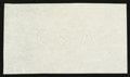 "Fractional Currency:First Issue, ""CSA"" Watermarked Paper - Single Block. Gem New.. ..."