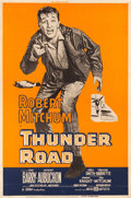 "Movie Posters:Crime, Thunder Road (United Artists, 1958). Poster (40"" X 60"").. ..."