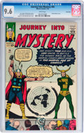 Silver Age (1956-1969):Superhero, Journey Into Mystery #94 Twin Cities pedigree (Marvel, 1963) CGCNM+ 9.6 White pages....