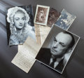 Other:European, PIERRE RENOIR MEMORABILIA. THE RENOIR COLLECTION. ... (Total: 23Items)