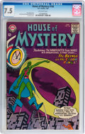 Silver Age (1956-1969):Horror, House of Mystery CGC-Graded Martian Manhunter Group (DC,1964-67).... (Total: 6 Comic Books)
