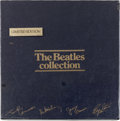 Music Memorabilia:Recordings, The Beatles Collection Limited Edition Box Set Number 0001,Still Sealed (EMI BC13, 1978). ...