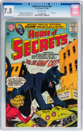 Silver Age (1956-1969):Horror, House of Secrets CGC-Group (DC, 1964-65).... (Total: 4 Comic Books)