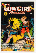 Golden Age (1938-1955):Western, Cowgirl Romances #1 (Fiction House, 1950) Condition: VF+....