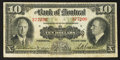 Canadian Currency: , Montreal, PQ - The Bank of Montreal $10 Jan. 2, 1935 Ch. #505-60-04. ...