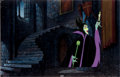 Animation Art:Production Cel, Sleeping Beauty Maleficent Production Cel (Walt Disney, 1959)....