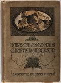 Books:Children's Books, Hans Christian Andersen. Fairy Tales by Hans ChristianAndersen. Brentano's, [no date]. With black and white pla...
