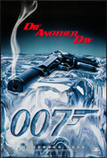 """Movie Posters:James Bond, Die Another Day (MGM, 2002). One Sheet (27"""" X 40"""") Advance. JamesBond.. ..."""