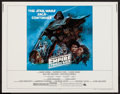 """Movie Posters:Science Fiction, The Empire Strikes Back (20th Century Fox, 1980). Half Sheet (22"""" X28"""") Style B. Science Fiction.. ..."""