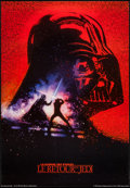 "Movie Posters:Science Fiction, Return of the Jedi (20th Century Fox, 1983). French One Sheet (27 X38.5""). Science Fiction.. ..."