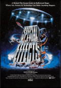 "Movie Posters:Documentary, Special Effects: Anything Can Happen (IMAX, 1996). One Sheet (27"" X 41""). Documentary.. ..."