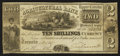 Canadian Currency: , Toronto, UC - The Agricultural Bank $2 Oct. 1, 1837 Ch. #20-12-02-06. ...