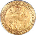 Great Britain, Great Britain: Edward VI (1547-53) gold Sovereign ND,...