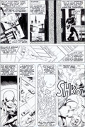 Original Comic Art:Panel Pages, John Byrne and Al McWilliams Iron Fist #1 Page 2 OriginalArt (Marvel, 1975)....