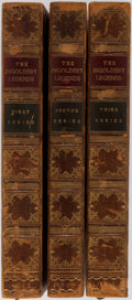 Books:Literature Pre-1900, Thomas Ingoldsby. The Ingoldsby Legends or Mirth andMarvels. Richard Bentley, 1855. Second edition. Three octav...(Total: 3 Items)