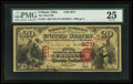 National Bank Notes:Ohio, Urbana, OH - $20 1875 Fr. 431 The Third NB Ch. # 2071. ...