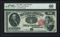Large Size:Legal Tender Notes, Fr. 164 $50 1880 Legal Tender PMG Extremely Fine 40.. ...