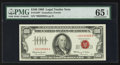 Fr. 1550* $100 1966 Legal Tender Note. PMG Gem Uncirculated 65 EPQ