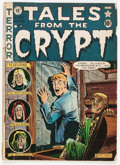 Golden Age (1938-1955):Horror, Tales From the Crypt #23 (EC, 1951) Condition: VG....