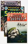 Bronze Age (1970-1979):Horror, House of Secrets Group - Savannah pedigree (DC, 1973-78) Condition:Average VF/NM.... (Total: 45 Comic Books)