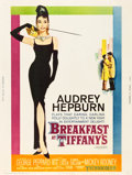 "Movie Posters:Romance, Breakfast at Tiffany's (Paramount, 1961). Poster (30"" X 40"").. ..."