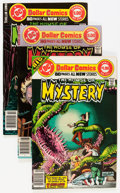 Silver Age (1956-1969):Horror, House of Mystery Group - Savannah pedigree (DC, 1976-79) Condition:Average VF+.... (Total: 25 Comic Books)
