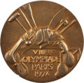 Miscellaneous Collectibles:General, 1924 Ethel Lackie Paris Summer Olympics Gold Medal: 4x100M Freestyle Swimming....
