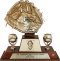 Baseball Collectibles:Others, 1979 Sixto Lezcano Gold Glove Award....