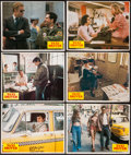 "Movie Posters:Crime, Taxi Driver (Columbia, 1976). Lobby Cards (6) (11"" X 14""). Crime..... (Total: 6 Items)"