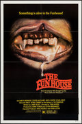 "Movie Posters:Horror, The Funhouse (Universal, 1981). One Sheet (27"" X 41"") & LobbyCards (7) (11"" X 14""). Horror.. ... (Total: 8 Items)"