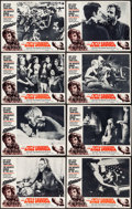 """Movie Posters:Exploitation, The Cycle Savages (Trans American, 1970). Lobby Card Set of 8 (11""""X 14""""). Exploitation.. ... (Total: 8 Items)"""
