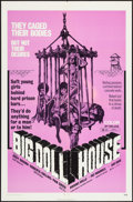 "Movie Posters:Bad Girl, The Big Doll House (New World, 1971). One Sheet (27"" X 41"") &Photos (8) (8"" X 10""). Bad Girl.. ... (Total: 9 Items)"