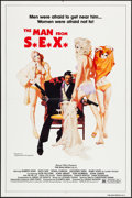 "Movie Posters:Sexploitation, The Man from S.E.X. (BLC, 1980). One Sheet (27"" X 41"").Sexploitation.. ..."