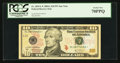Fr. 2039-L* $10 2004A Federal Reserve Note. PCGS Perfect New 70PPQ