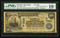Meridian, MS - $10 1902 Plain Back Fr. 624 The Citizens NB Ch. # (S)7266