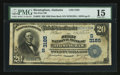 Birmingham, AL - $20 1902 Date Back Fr. 642 The First NB Ch. # (S)3185
