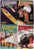 Pulps:Science Fiction, Astounding Stories Group (Street & Smith, 1934) Condition:Average VG+.... (Total: 12 Items)