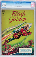 Golden Age (1938-1955):Science Fiction, Four Color #247 Flash Gordon (Dell, 1949) CGC VF- 7.5 Off-whitepages....