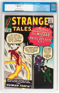 Silver Age (1956-1969):Superhero, Strange Tales #110 Northland pedigree (Marvel, 1963) CGC NM 9.4 Off-white to white pages....