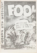 Silver Age (1956-1969):Alternative/Underground, Foo #1 Original Edition (Animal Town Comics, 1958) Condition:VG+....