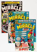 Bronze Age (1970-1979):Superhero, Mister Miracle #2 and 4-17 Group - Savannah pedigree (DC, 1971-74) Condition: Average VF/NM.... (Total: 15 Comic Books)