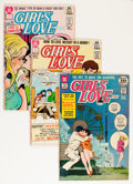Bronze Age (1970-1979):Romance, Girls' Love Stories Group - Savannah pedigree (DC, 1969-73)Condition: Average VF.... (Total: 28 Comic Books)