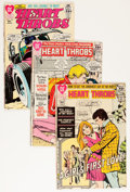 Bronze Age (1970-1979):Romance, Heart Throbs Group - Savannah pedigree (DC, 1969-72) Condition:Average VF+.... (Total: 21 Comic Books)