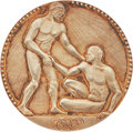 Miscellaneous Collectibles:General, 1924 Ethel Lackie Paris Summer Olympics Gold Medal: 100M Freestyle Swimming....