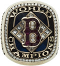 Baseball Collectibles:Others, 2004 Boston Red Sox World Championship Ring....
