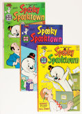 Bronze Age (1970-1979):Cartoon Character, Spooky Spooktown File Copies Box Lot (Harvey, 1973-76) Condition:Average NM-....