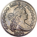 Proof Early Dollars: , 1804 $1 Original PR62 PCGS....